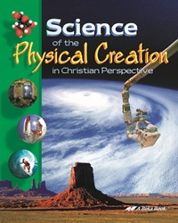 Science of the Physical Creation
