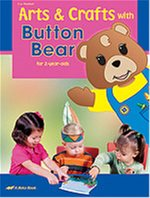 Arts and Crafts with Button Bear for 2 Year Olds