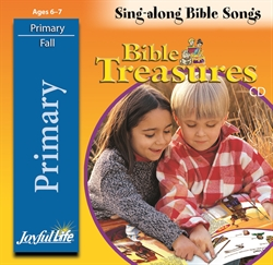 Bible Treasures Primary CD