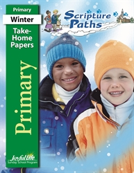 Scripture Paths Primary Take-Home Papers