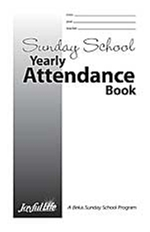 Yearly Class Attendance Book