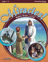 Miracles: Mighty Works of God Youth 1 Teaching Visuals