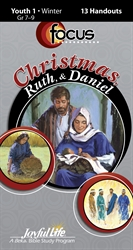 Christmas Ruth and Daniel Youth 1 Focus Student Handout