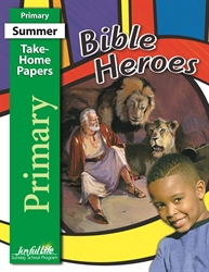 Bible Heroes Primary Take-Home Papers