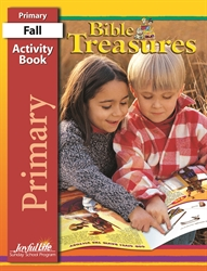 Bible Treasures Primary Activity Book