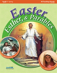 Easter, Esther, and Parables Youth 1 Teaching Visuals