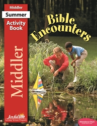 Bible Encounters Middler Activity Book