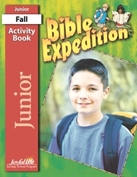 Bible Expedition Junior Activity Book