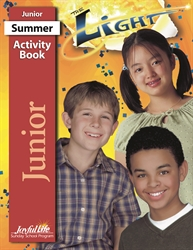 The Light Junior Activity Book