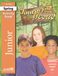 Journeying with Jesus Junior Activity Book