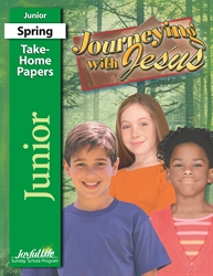 Journeying with Jesus Junior Take-Home Papers