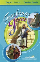 Teachings of Jesus Youth 1 Teacher Guide