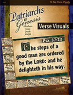 Patriarchs in Genesis Key Verse Visuals