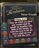 Revelation: Learning About Future Events Verse Visuals