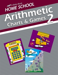 Homeschool Arithmetic 2 Charts and Games