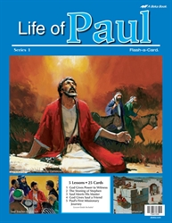 Life of Paul Series 1 Flash-a-Card