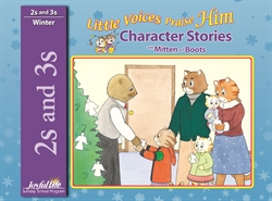 Little Voices Praise Him 2s & 3s Character Stories