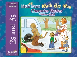 Little Feet Walk His Way 2s & 3s Character Stories