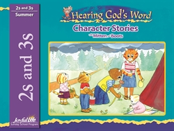 Hearing God's Word 2s & 3s Character Stories
