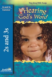 Hearing God's Word 2s & 3s CD