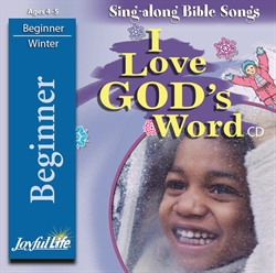 God's Word and Me Beginner CD