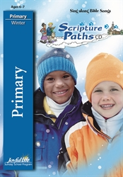 Scripture Paths Primary CD