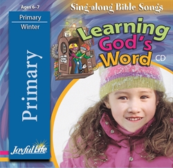 Learning God's Word Primary CD