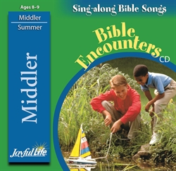 Bible Encounters Middler CD