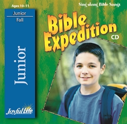 Bible Expedition Junior CD
