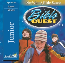 Bible Quest Junior CD