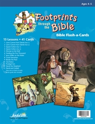 Footprints Through the Bible Beginner Bible Stories