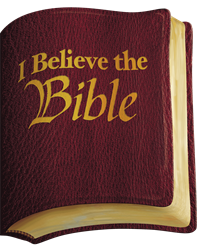 I Believe the Bible