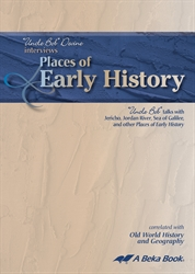 Places of Early History with Uncle Bob CD