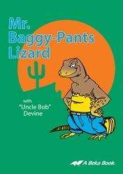 Mr. Baggy Pants Lizard CD