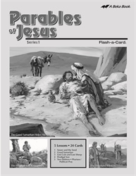 Parables of Jesus 1 Lesson Guide