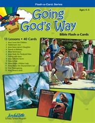 Going God's Way Beginner Bible Lesson Guide
