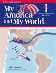 My America and My World Teacher Edition