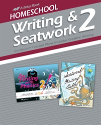 Homeschool Writing and Seatwork 2 Curriculum