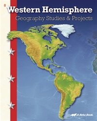 Geography Studies and Projects of the Western Hemisphere
