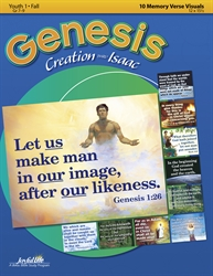 Genesis: Creation Thru Isaac Youth 1 Verse Visuals