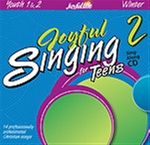 Joyful Singing for Teens #2 CD