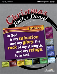 Christmas Ruth and Daniel Youth 1 Memory Verse Visuals
