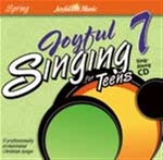 Joyful Singing for Teens #7 CD