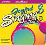 Joyful Singing for Teens #8 CD