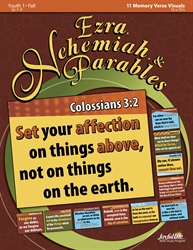 Ezra, Nehemiah, & Parables Youth 1 Memory Verse Visuals