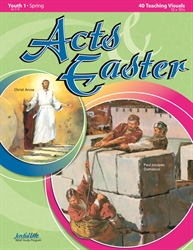 Acts & Easter Youth 1 Teaching Visuals