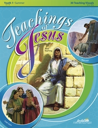Teachings of Jesus Youth 1 Teaching Visuals