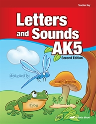Letters and Sounds AK5 Teacher Key