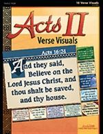 Acts II Verse Visuals