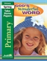 God's Wonderful Word Primary Take-Home Papers Thumbnail